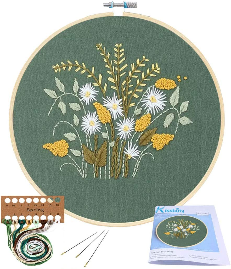 Full Range of Embroidery Starter with Kit Challenge the lowest price of Japan Kissbuty Cros Pattern Cheap SALE Start