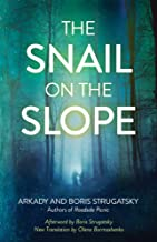 snail on the slope