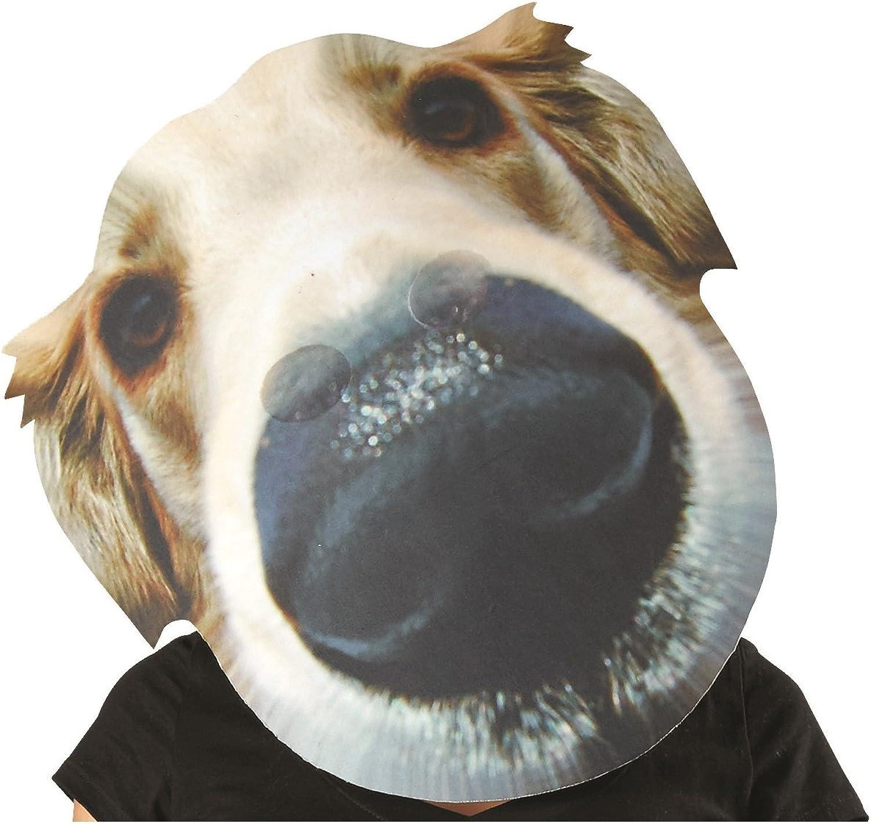 Bobble Hedz Giant Dog Head Mask