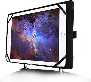 Fintie Universal Funda y Soporte Reposacabeza de Coches para Tablet de 7-11 Pulgadas para Apple iPad, Samsung Galaxy Tab, Huawei, BQ Aquaris, YUNTAB, SPC Tablet, SUMTAB, LNMBBS,Chuwi Hi8/Vi7, Negro
