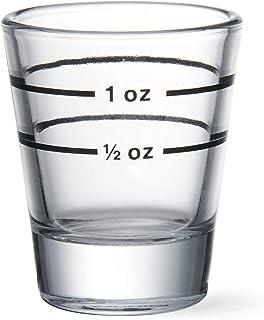 Houdini Classic Shot Glass, Set of 1, CLEAR