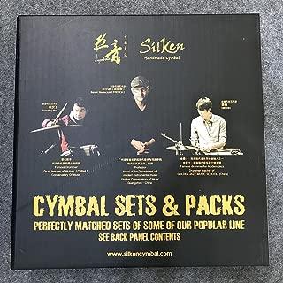 Wuhan Silken Sebring Series 4 Pc Cymbals Set - 14