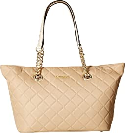 Florence Dressy Quilted Nylon Tote