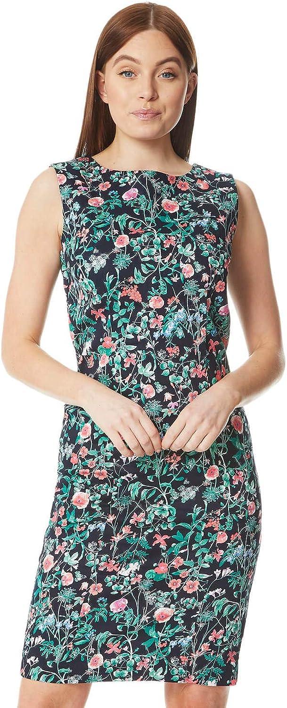 Roman Originals Women Floral 1着でも送料無料 メーカー直送 Shift Print Dress Summer