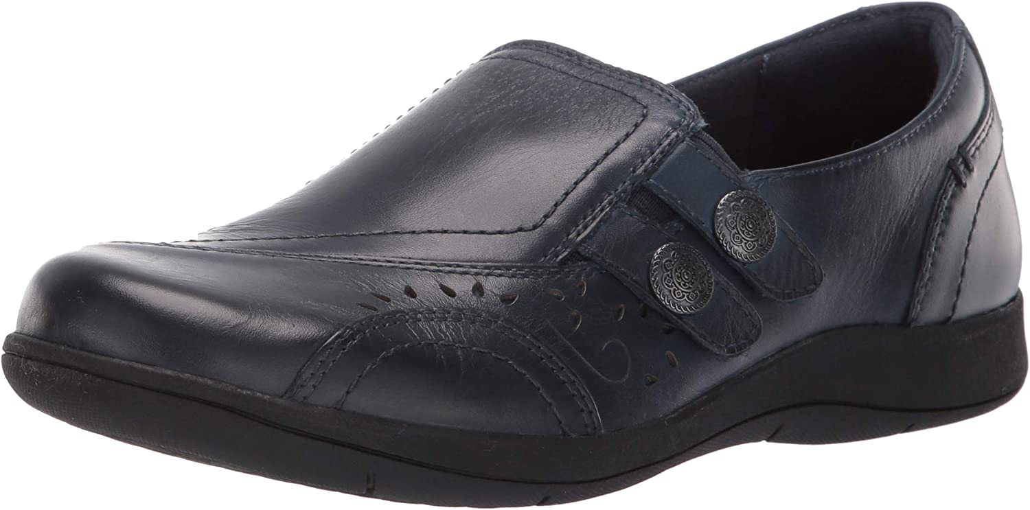 Rockport Womens Daisey Slip on Loafer Flat