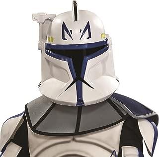 Rubies Star Wars Clone Wars Clonetrooper Rex Child's Mask (2-Piece)