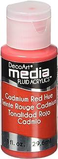 Media Fluid Acrylic Paint 1oz-Cadmium Red (Series 3)