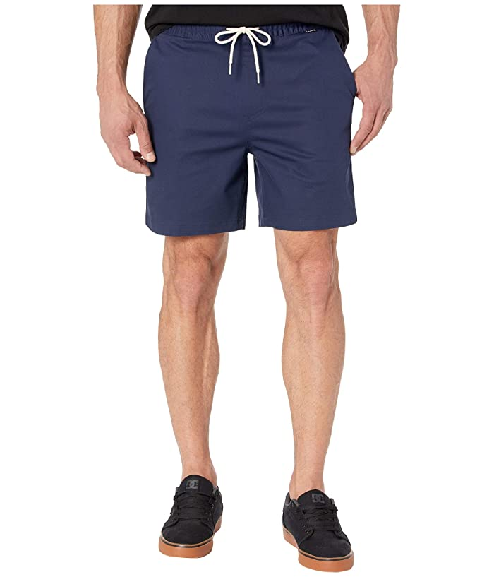 Hurley  17 One Only Stretch Volley (Obsidian) Mens Swimwear