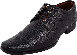 Shoezone Men's Black Formal Shoe