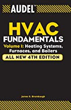 Audel HVAC Fundamentals, Volume 1: Heating Systems, Furnaces and Boilers PDF