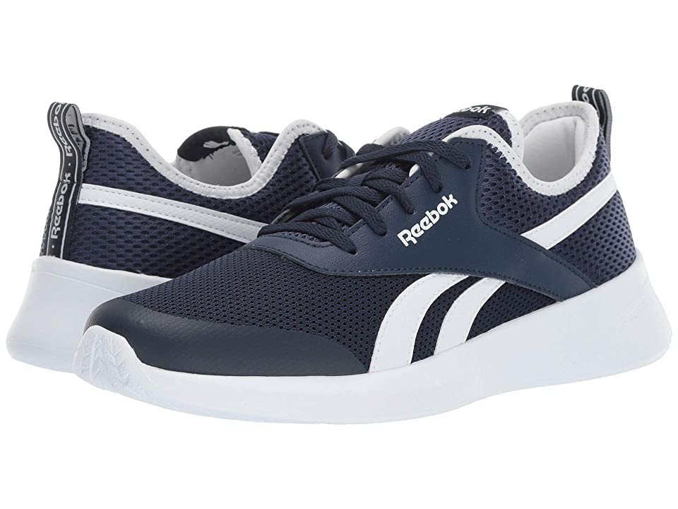 Reebok Kids Royal EC Ride 2 (Big Kid) (Navy/White) Kids Shoes