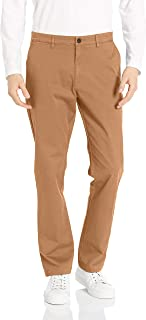 Amazon Brand - Goodthreads Men's Athletic-Fit Washed Comfort Stretch Chino Pant