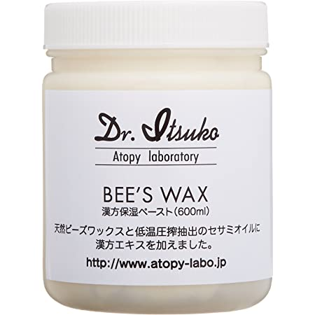 Dr.Itsuko ビーズワックス 600ml