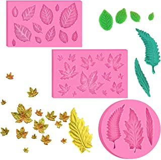 Best leaf silicone mold Reviews