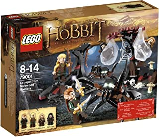 The Hobbit - Escape from Mirkwood Spiders - 79001