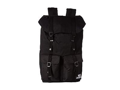 Herschel Supply Co. Buckingham (Dark Grid/Black) Backpack Bags