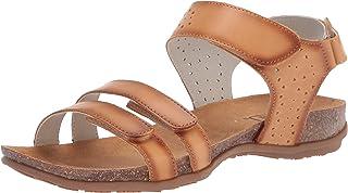 Propét Women's Farrah Sandal, Oyster, 6 XX-Wide