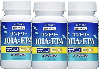 サントリー DHA&EPA+セサミンEX 120粒 3本セット