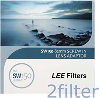 Lee Filters SW150 82mm Screw-in Lens Adapter for SW150 Mark II Holder