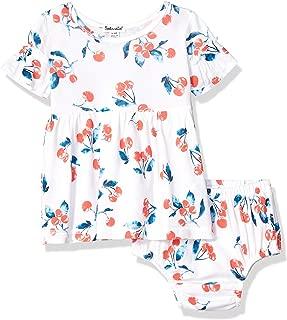 Baby Girls Cherry Print Dress Set