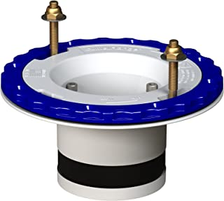 Culwell PC4 Floor Protecting Toilet Flange, 4