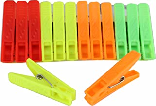 Sinco Super Cloth Clips Multicolor - Pack Of 6 (72 Pieces)