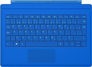 Microsoft Surface Pro 3 Type Cover (Cyan) English/French Layout
