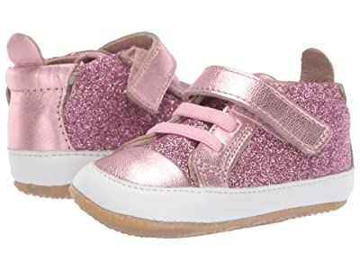 Old Soles Cheer Glam (Infant/Toddler) (Glam Pink/Pink Frost) Girl