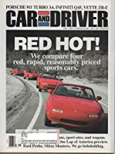 Car and Driver Magazine, May 1993 (Vol 38, No 11)