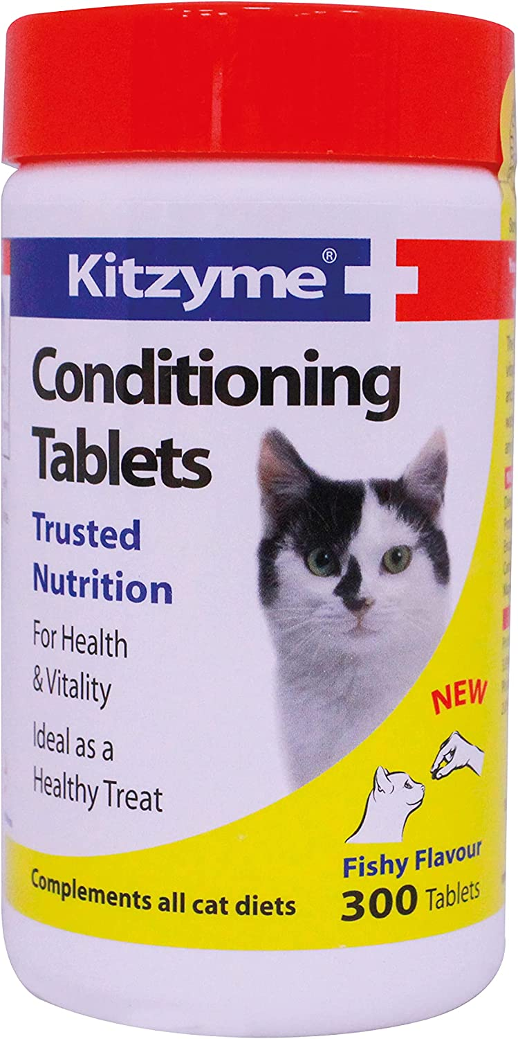 Kitzyme Conditioning Tablets Popular NEW before selling ☆ products x 300