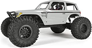 Axial Wraith Spawn 4WD RC Rock Racer Off-Road 4×4 RTR with 2.4Ghz Radio &..