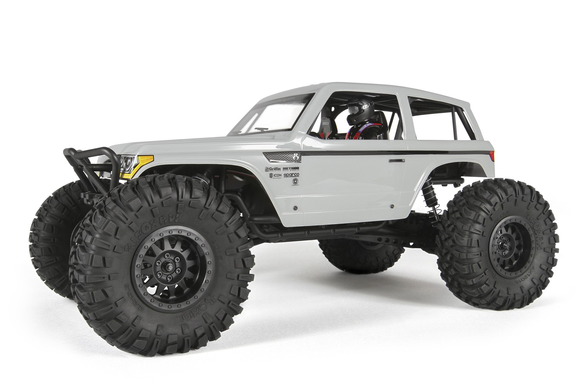 Axial Wraith Off Road 2 4Ghz Waterproof