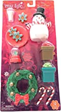 myLife Brand Products My Life As Holiday Decorations Play Set - JoJo Siwa My Life Doll Compatible