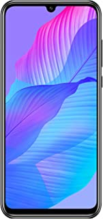 Huawei Y8p Dual SIM - 128GB, 6GB RAM, 4G LTE - Midnight Black