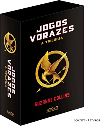 Jogos Vorazes. A Trilogia