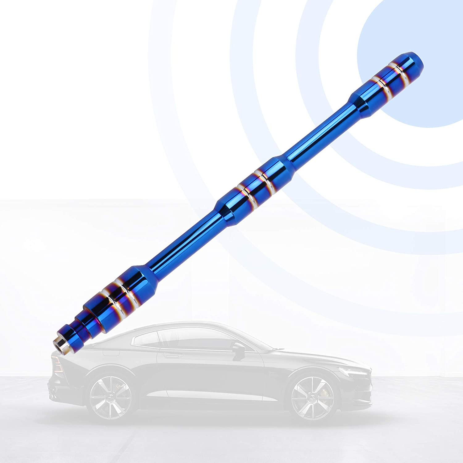 Discount mail order VOFONO 6.5 Inch Antenna Mast Car Replacement Credence Wash Safe