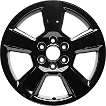 Partsynergy Replacement For New Aluminum Alloy Wheel Rim 20 Inch Fits 2015-2018 Chevrolet Tahoe 6-139.7mm 5 Spokes