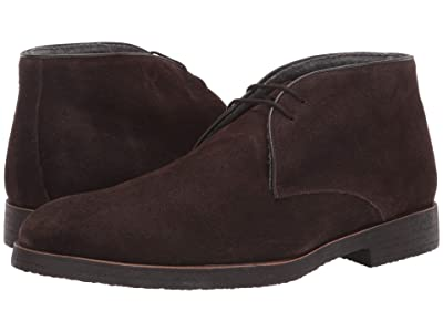 To Boot New York Burnett (Brown Suede) Men