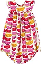 Pink Chicken Happy by Watermelon Flutter Sleeve Toddler Dress