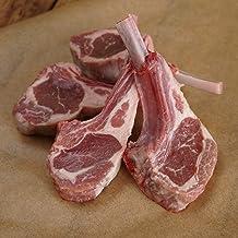 ニュージーランド産 高品質 ラムチョップ 4本 100%グラスフェッド フリーレンジ ホルモン剤や抗生物質一切不使用 New Zealand Lamb Chops