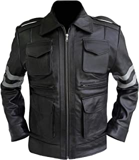 leon kennedy leather jacket
