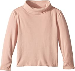 Maggie Ribbed Turtleneck (Toddler/Little Kids/Big Kids)