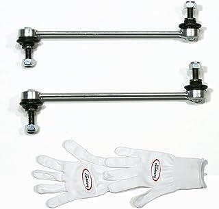 Autoparts Online Set 60011094 2 x Koppelstange/Pendelstütze/Stange/Strebe/Stabilisator für vorne/für die Vorderachse