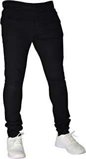 New Mens Stretch Skinny Slim Fit Flex Jeans Pant Stretchable Denim 98% Cotton & 2% Stretch Trouser 28-40 Waist