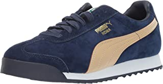 PUMA Unisex-child Roma Gents Sneaker