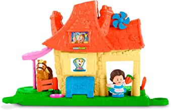 Fisher-Price Little People Disney Princess, Belle's Caring House Playset