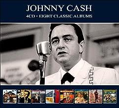 johnny cash 8 classic albums