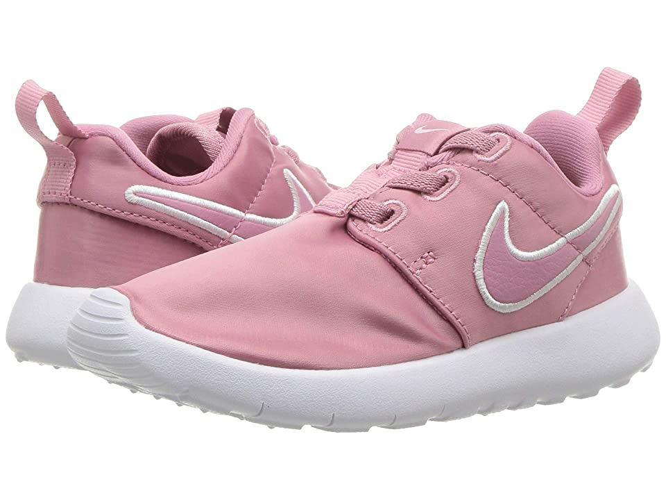 Nike Kids Roshe One (Infant/Toddler) (Elemental Pink/Elemental Pink/White) Girls Shoes