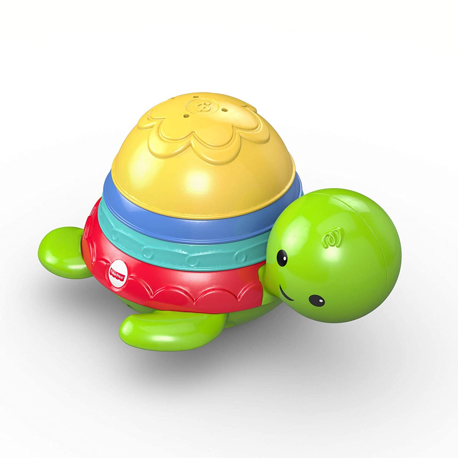 Fisher-Price Stack Strain Bath Turtle