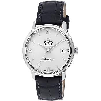 [オメガ] 腕時計 デ・ビル シルバー文字盤 コーアクシャル自動巻 クロノメーター 424.13.40.20.02.001 並行輸入品 [並行輸入品]